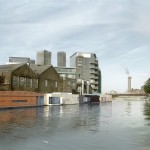 NLA unveils 10 winning designs in ideas competition addressing London's housing crisis