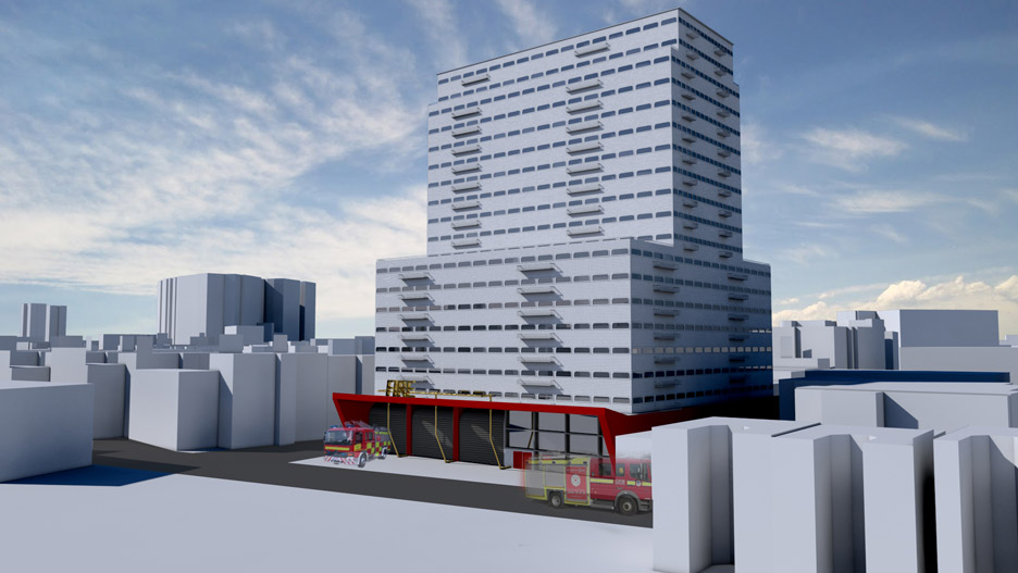 New-London-Architecture-winners_WSPParsonBinkerhoff_HousingOverPublicAssets_firestation_dezeen_936_9