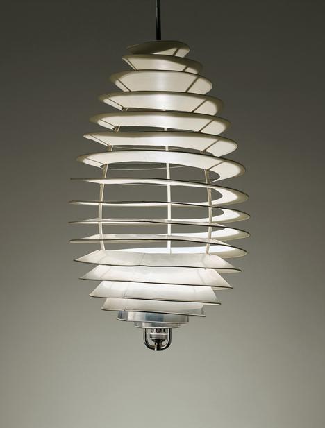 Pould Henningson spiral light