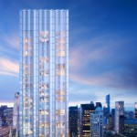 New images released of Foster's super-skinny New York skyscraper