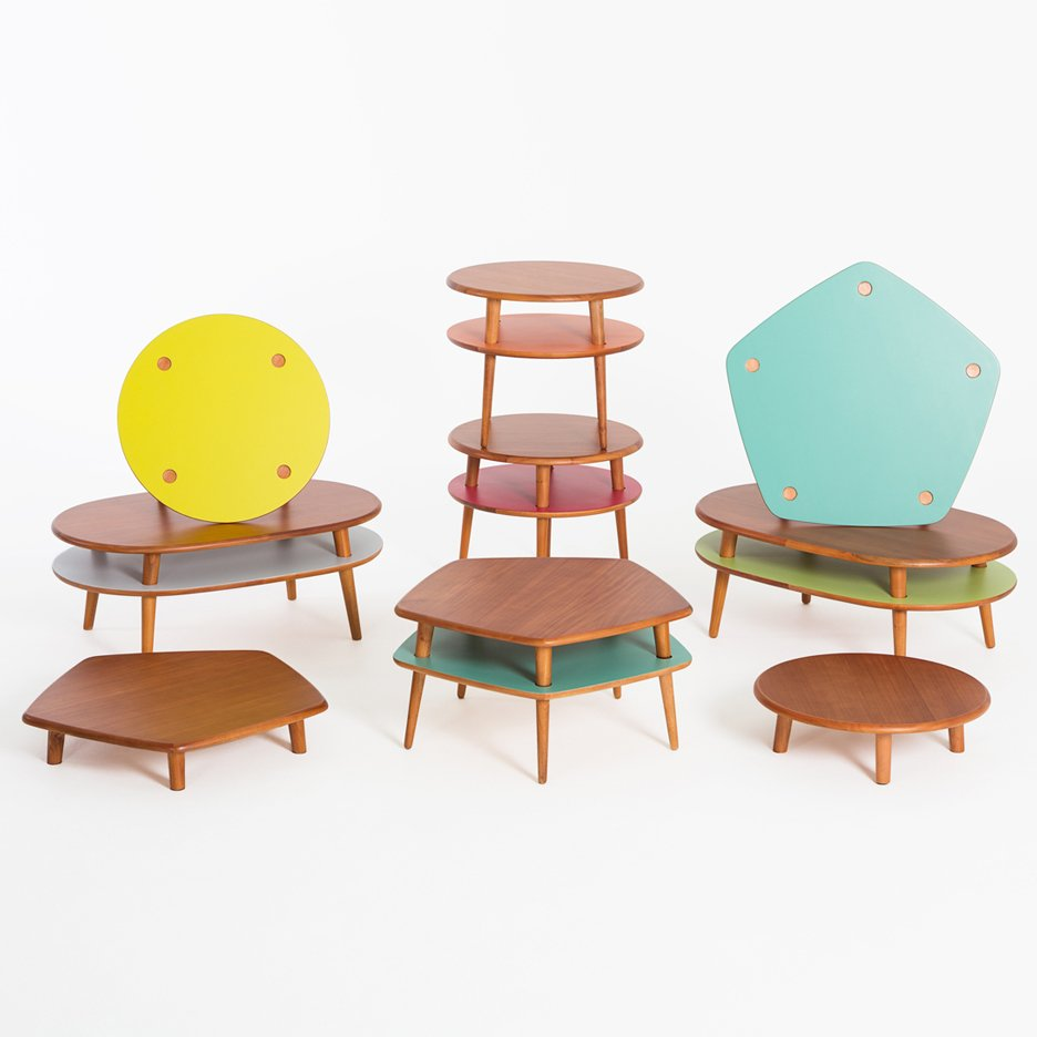 PLAYplay collection by Lanzavecchia and Wai Designers