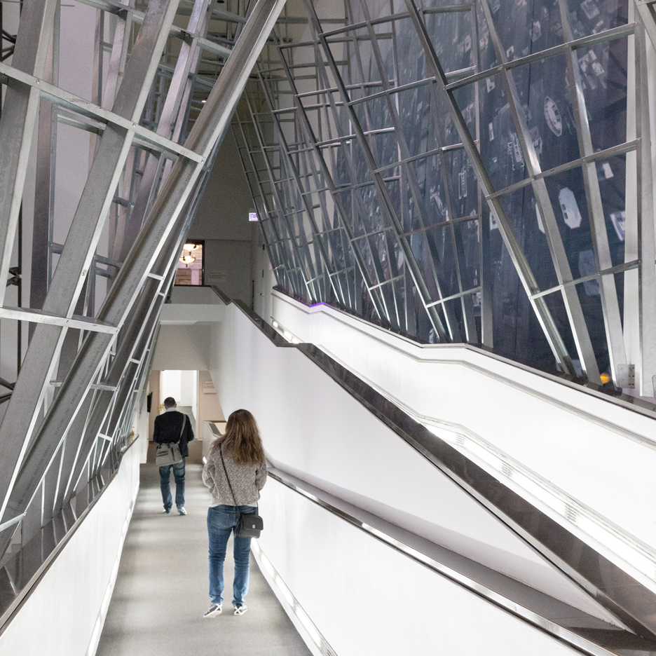 Passage by SO-IL for Chicago Architecture Biennial 2015