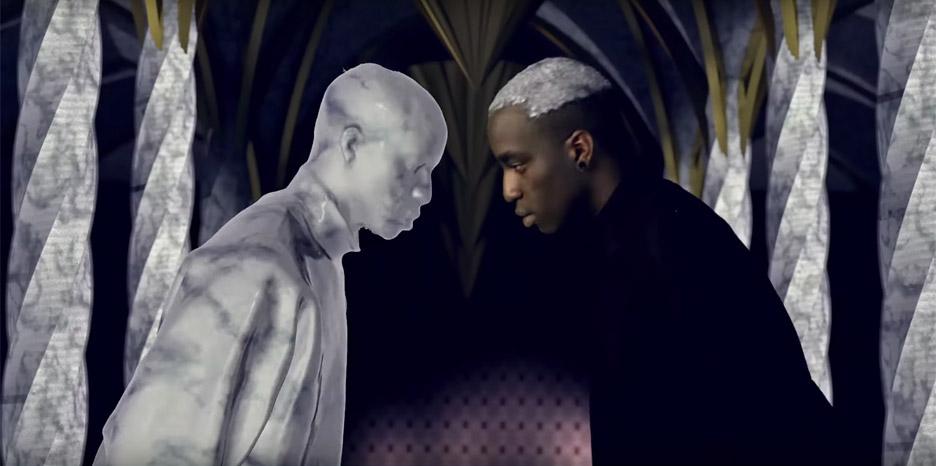 Petite Noir's La Vie Est Belle music video by Alan Del Rio Ortiz
