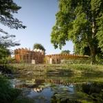 Kresings Architektur adds larch animal enclosures to petting zoo in Germany