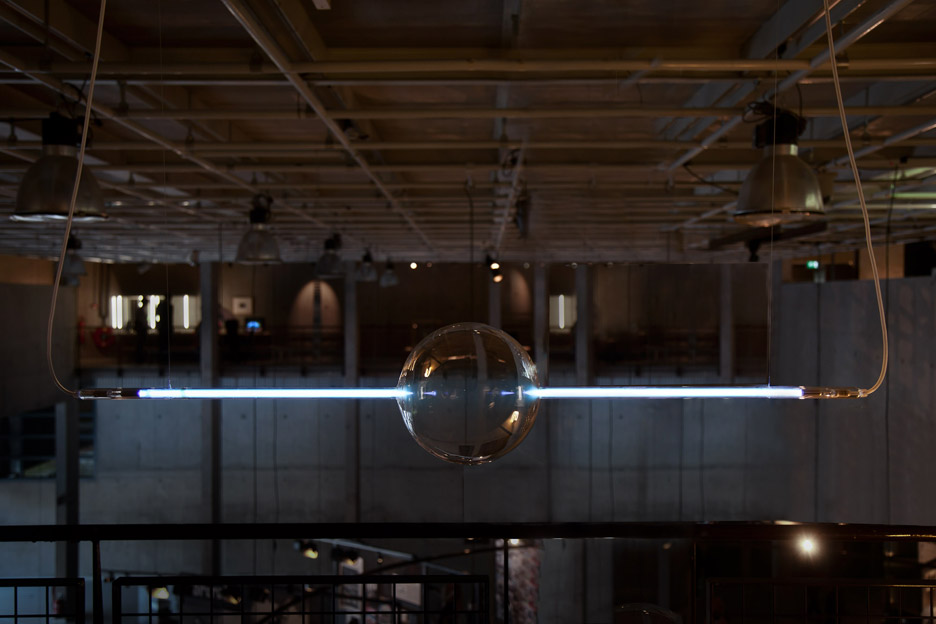 Phenomenon neon lights by Pieke Bergmans