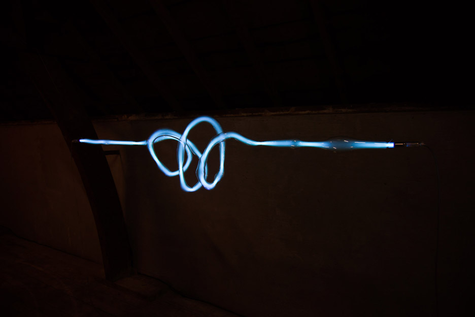 Phenomenon neon lights by Pieke Bergmans