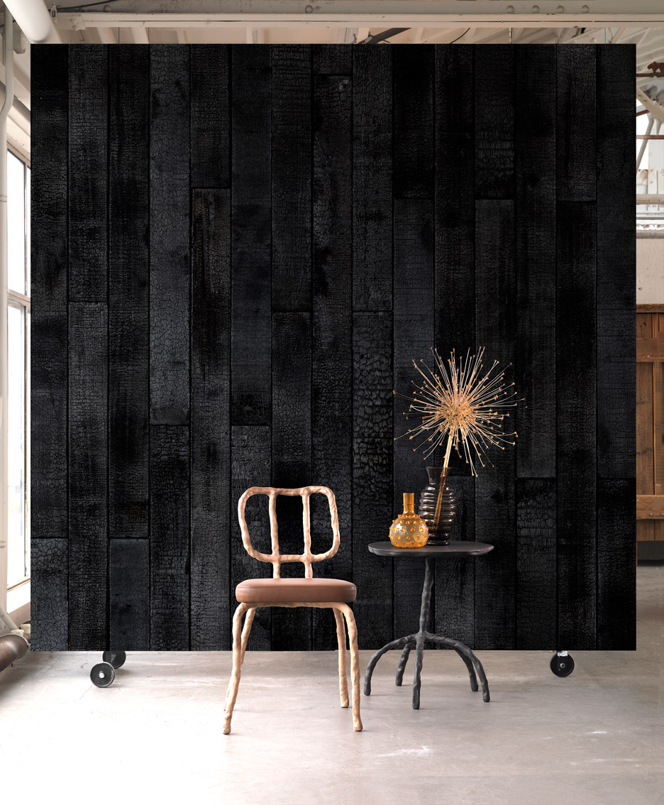 Wallpaper design by Piet Hein Eek and NLXL