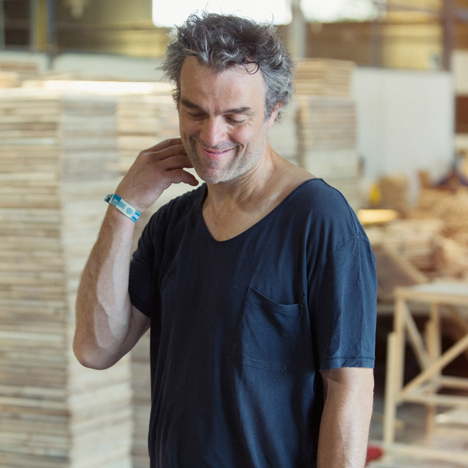 Piet Hein Eek begins long-term collaboration with Ikea