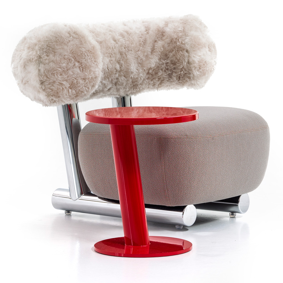 Pipe by Sebastian Herkner for Moroso