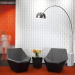 David Adjaye's Prism Lounge Series completes his Washington Collection for Knoll
