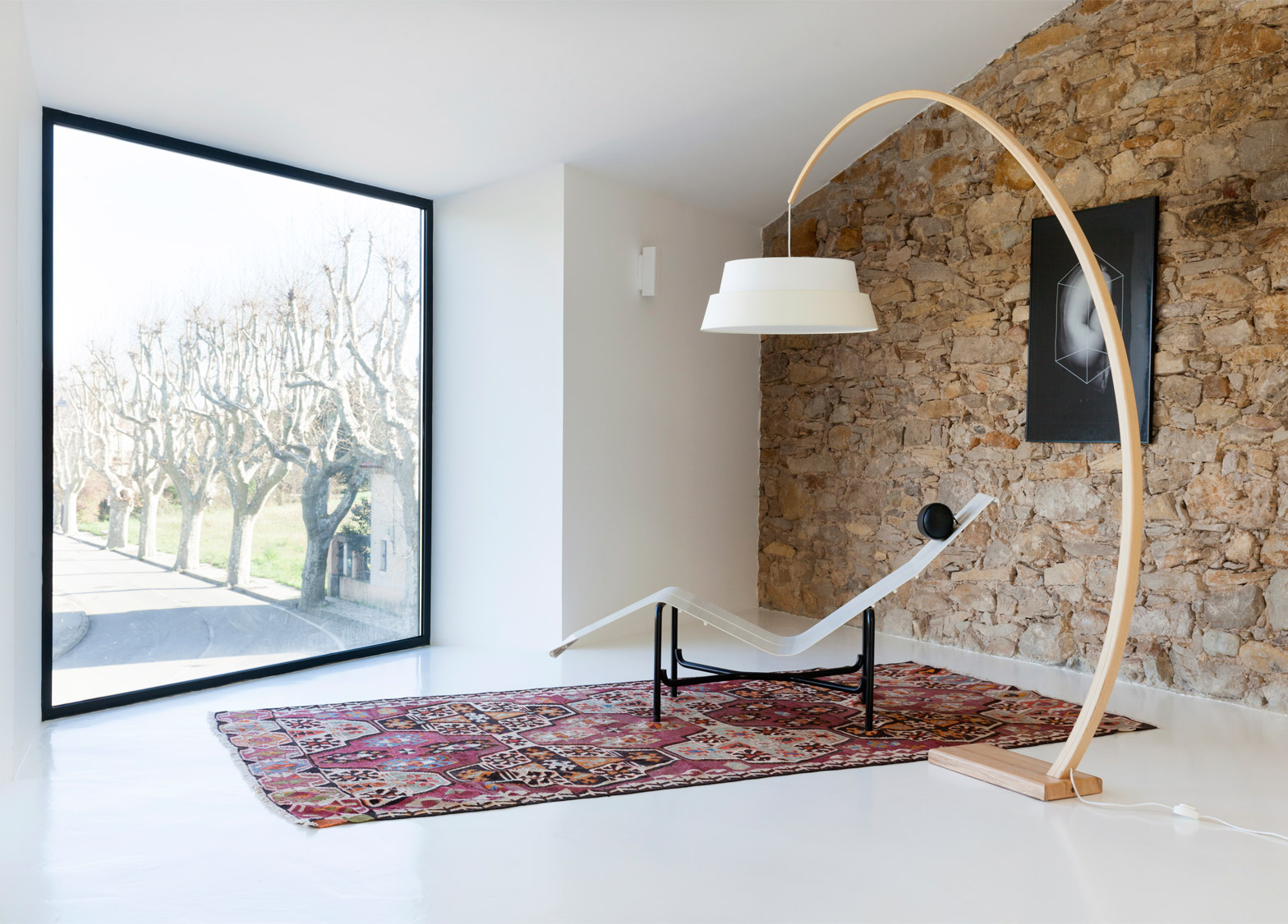 3 Of 9; Renovation In Provence By Michael Menuet