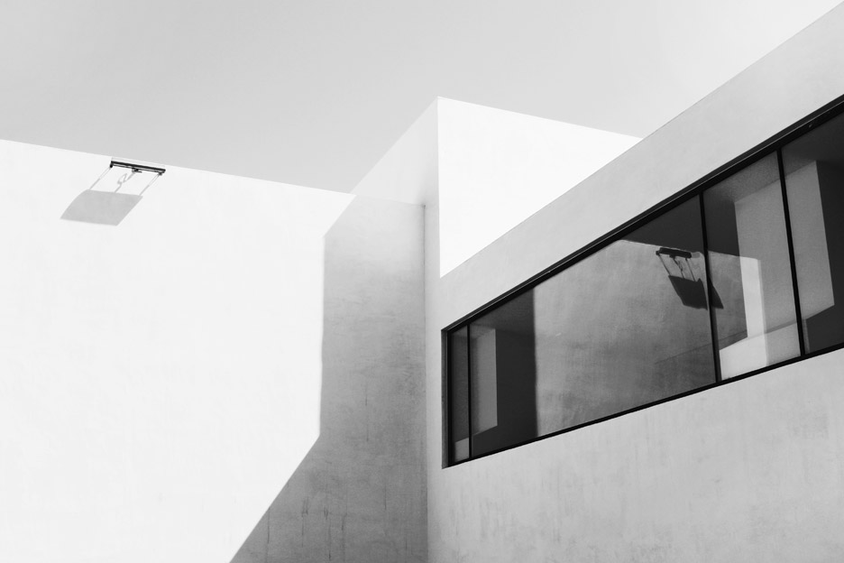 Rick Owens' first store in Los Angeles, USA