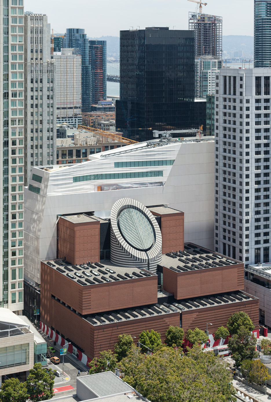 First images of Snøhetta's SFMOMA expansion