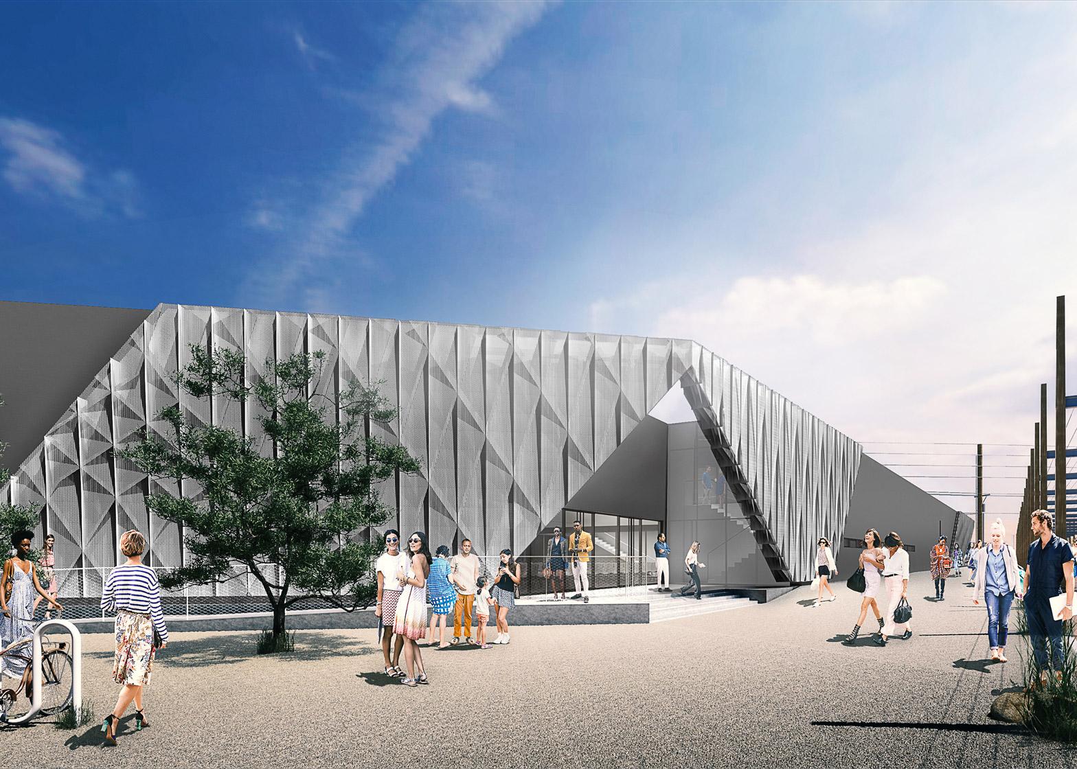 SITE Santa Fe expansion by SHoP architects