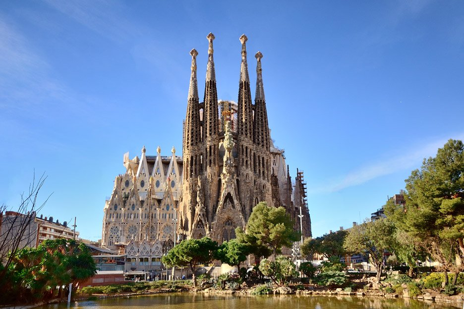 Gaudi S Sagrada Familia Enters Final Stage Of Construction