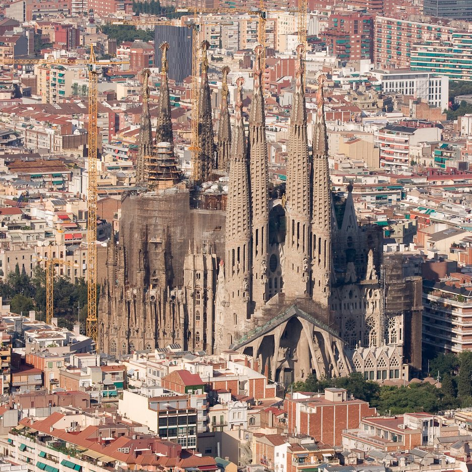 Gaudi's Sagrada Família enters final stage of construction