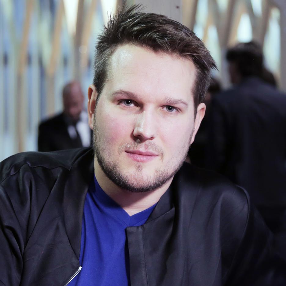 Sebastian Herkner portrait