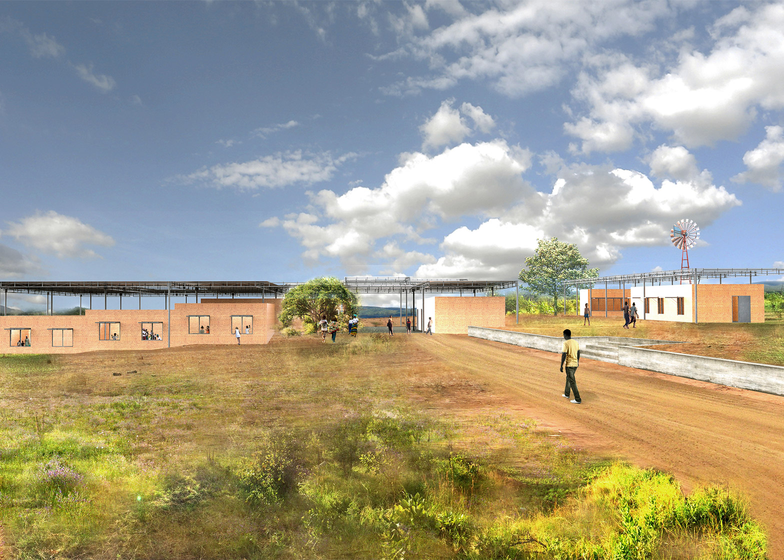 Selldorf Architects to design school in Zambia