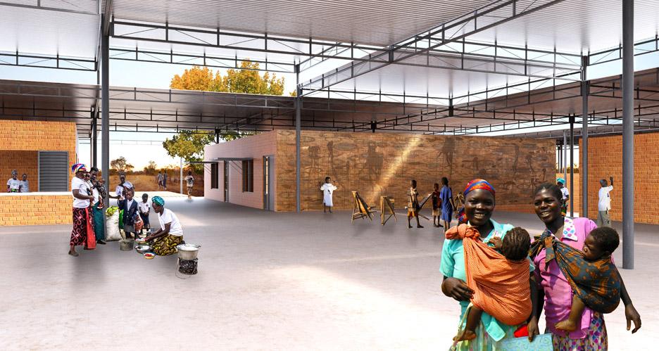 Selldorf Architects to design school in Zambia