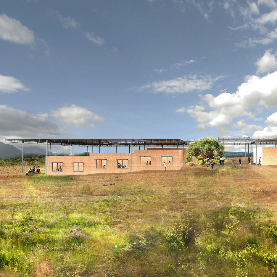 Annabelle Selldorf designs new primary school for rural Zambia