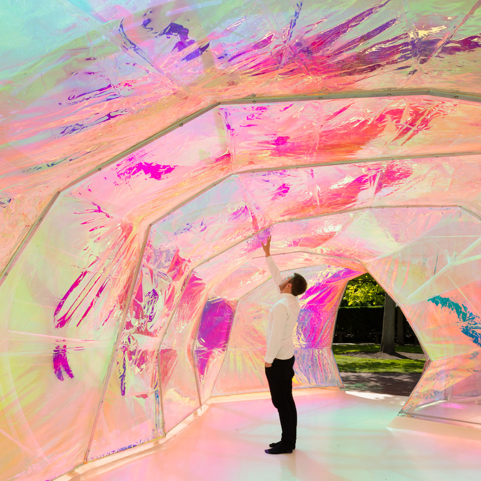 SelgasCano's Serpentine Gallery Pavilion closes this weekend after attracting 170,000 visitors