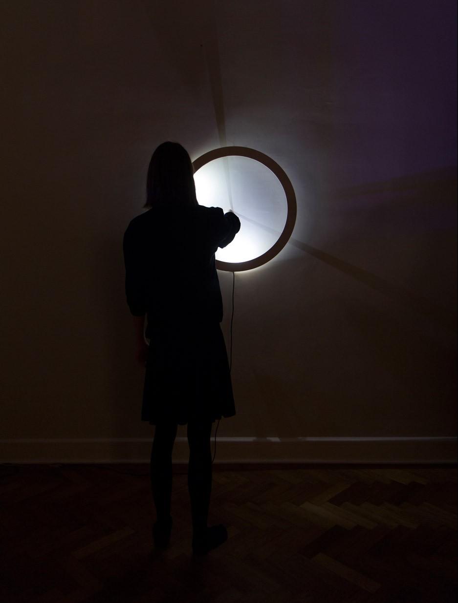 Shadowplay Clock by Breaded Escalope