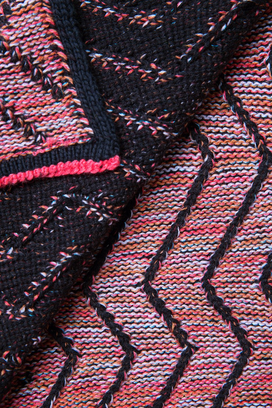 Plaid textile collection by Simone Post and Studio Truly Truly for TextielMuseum