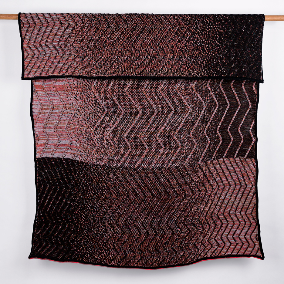TextielMuseum collaborates with Dutch designers on plaid textile collection