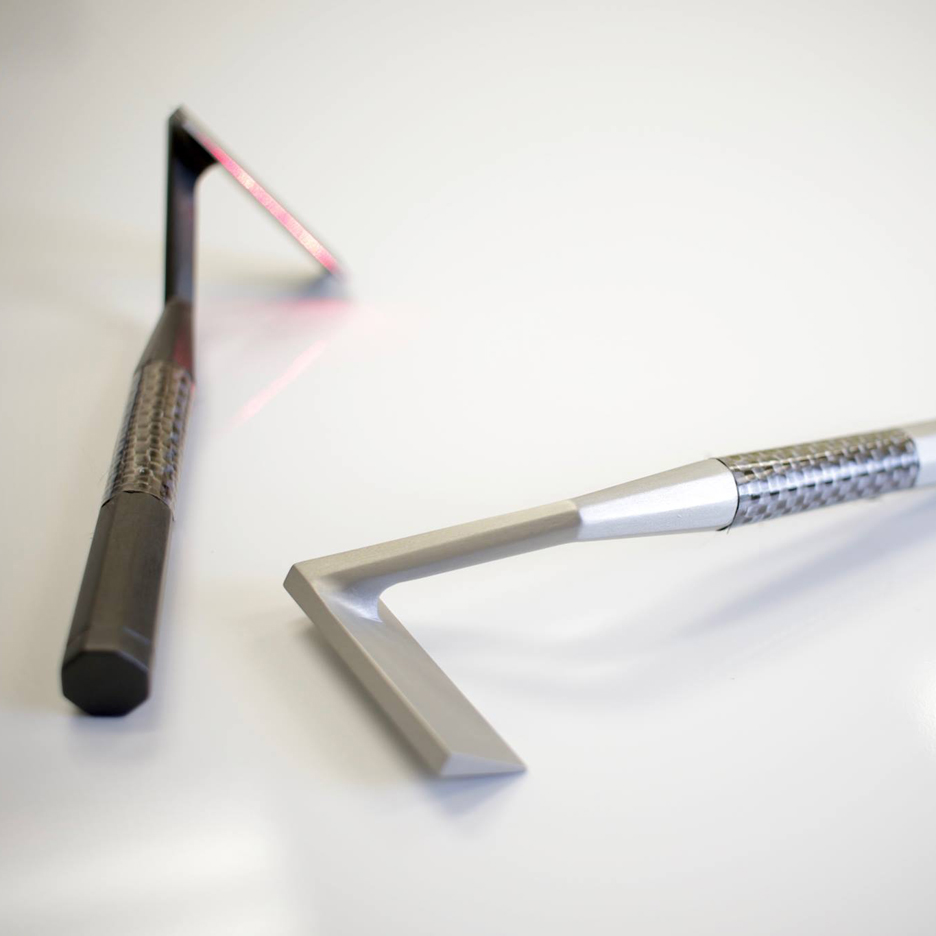 Laser razor removed from Kickstarter after failure to show working prototype