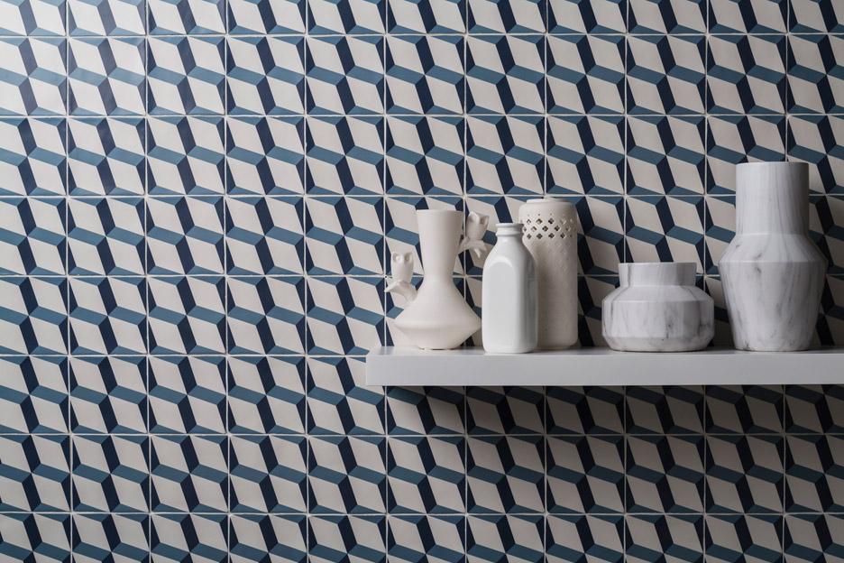 Soho range by Johnson Tiles