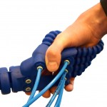 Rob Scharff's Soft Robotics 3D-printed hand responds to human grip