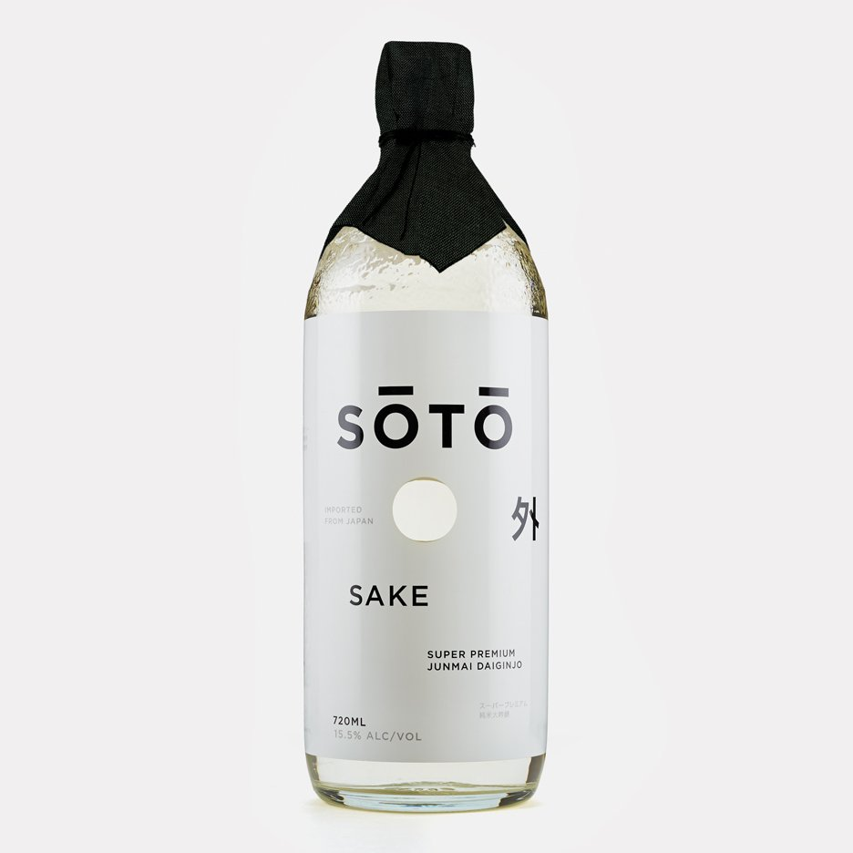Soto Sake by Joe Doucet