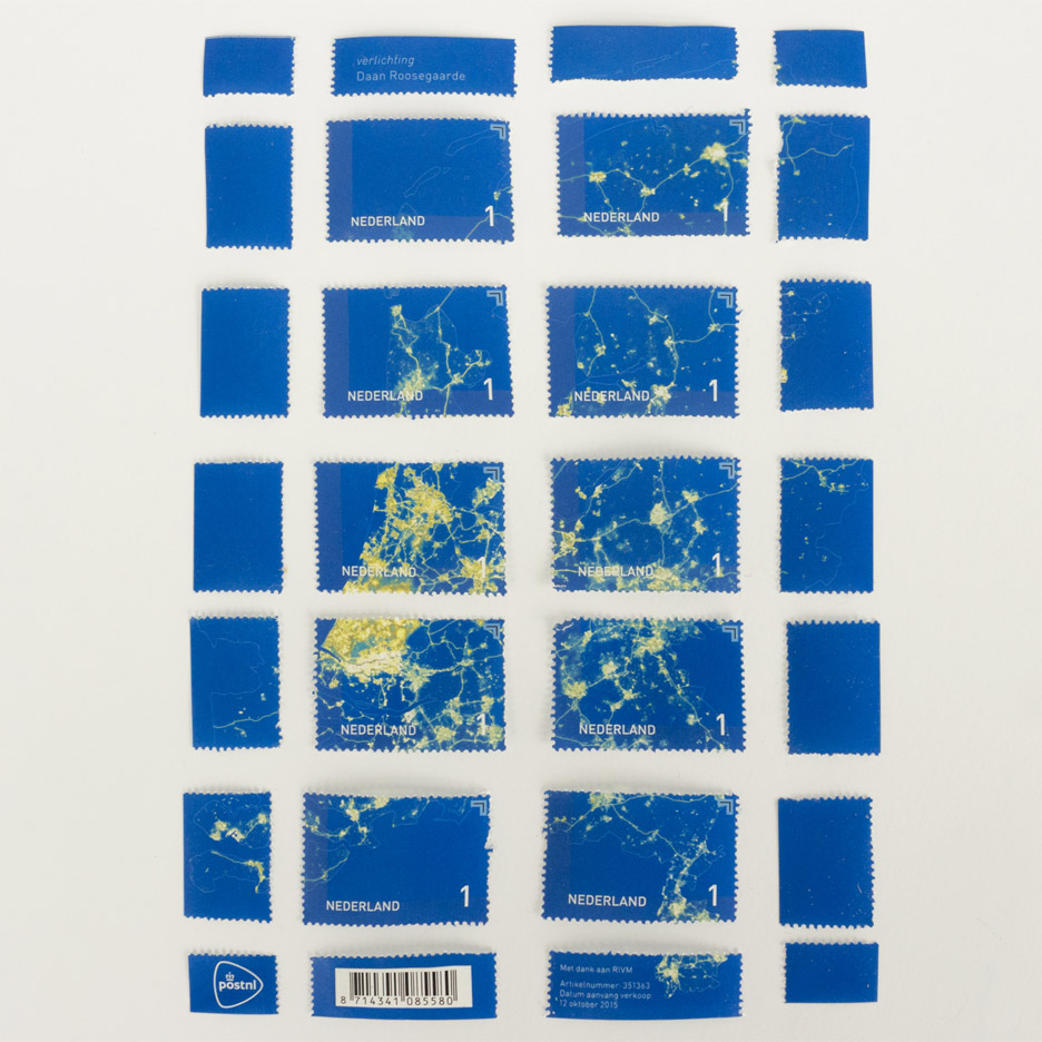 Stamps by Daan Roosegaarde