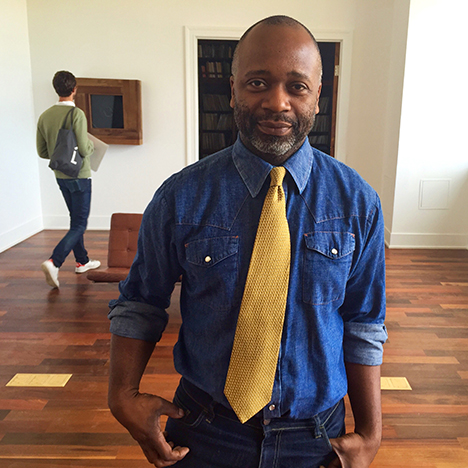 Theaster Gates at Stony Island Arts Bank