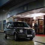 "The London Taxi Company reveals ""new generation"" battery-powered black cab"