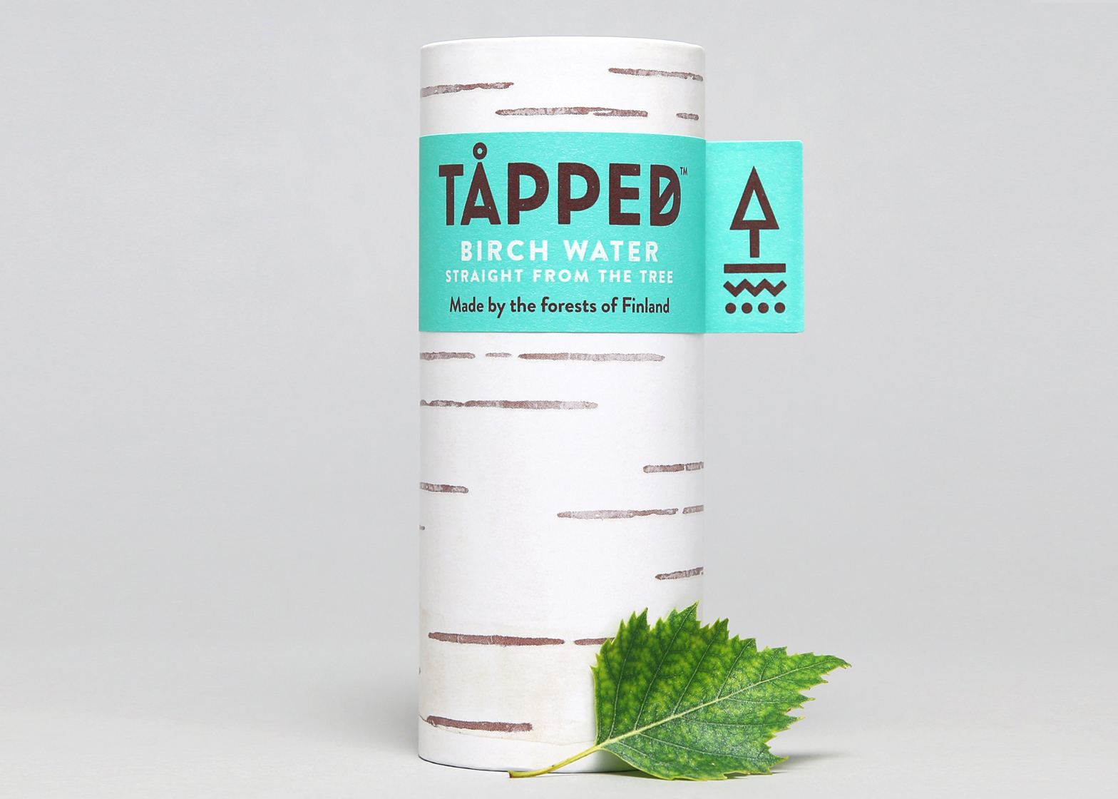 Tapped Birch Water drink by Horse
