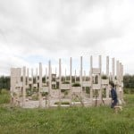 AP+E's Hedge School outdoor classroom brings back 18th-century teaching methods