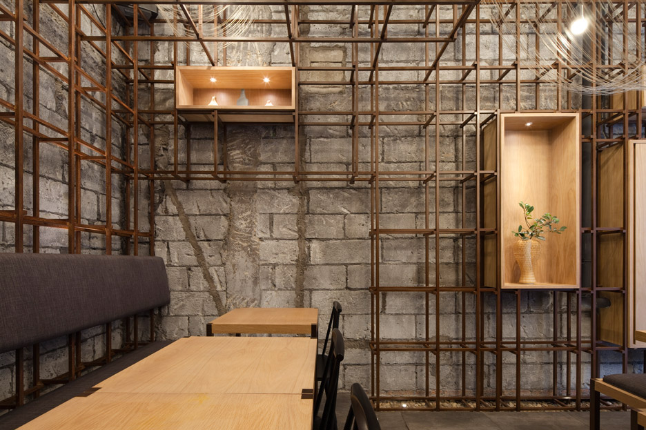 The Noodle Rack by Lukstudio