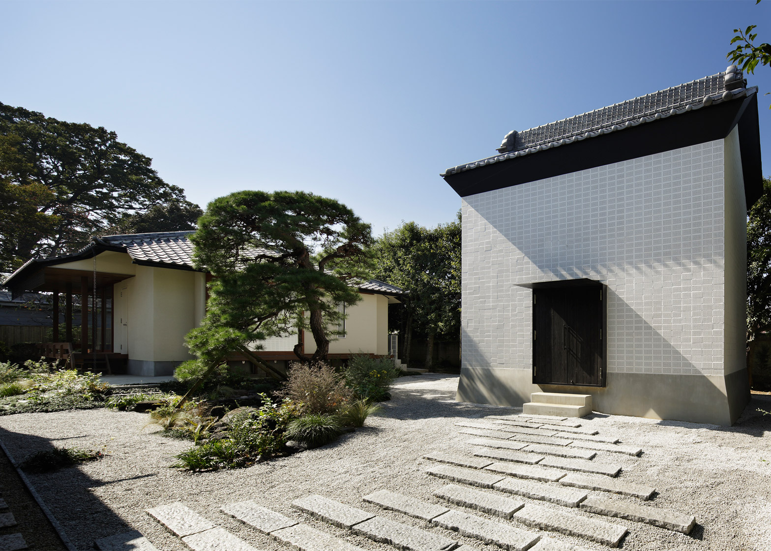 The Rebirth House in Ibaraki by Ryo Matsui