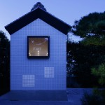 Earthquake-damaged storehouse in Japan transformed into living space by Ryo Matsui
