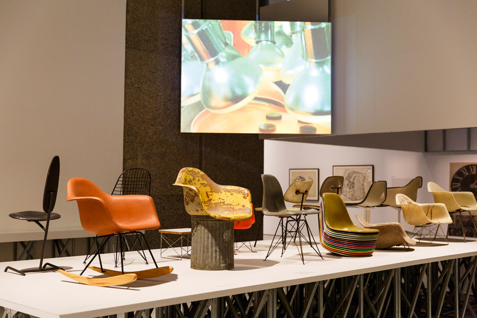 eames furniture design. The World Of Charles And Ray Eames Exhibition At Barbican Furniture Design O