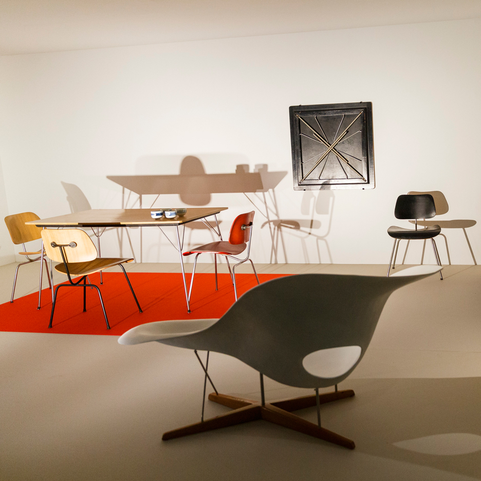 The World of Charles and Ray Eames exhibition opens at the Barbican