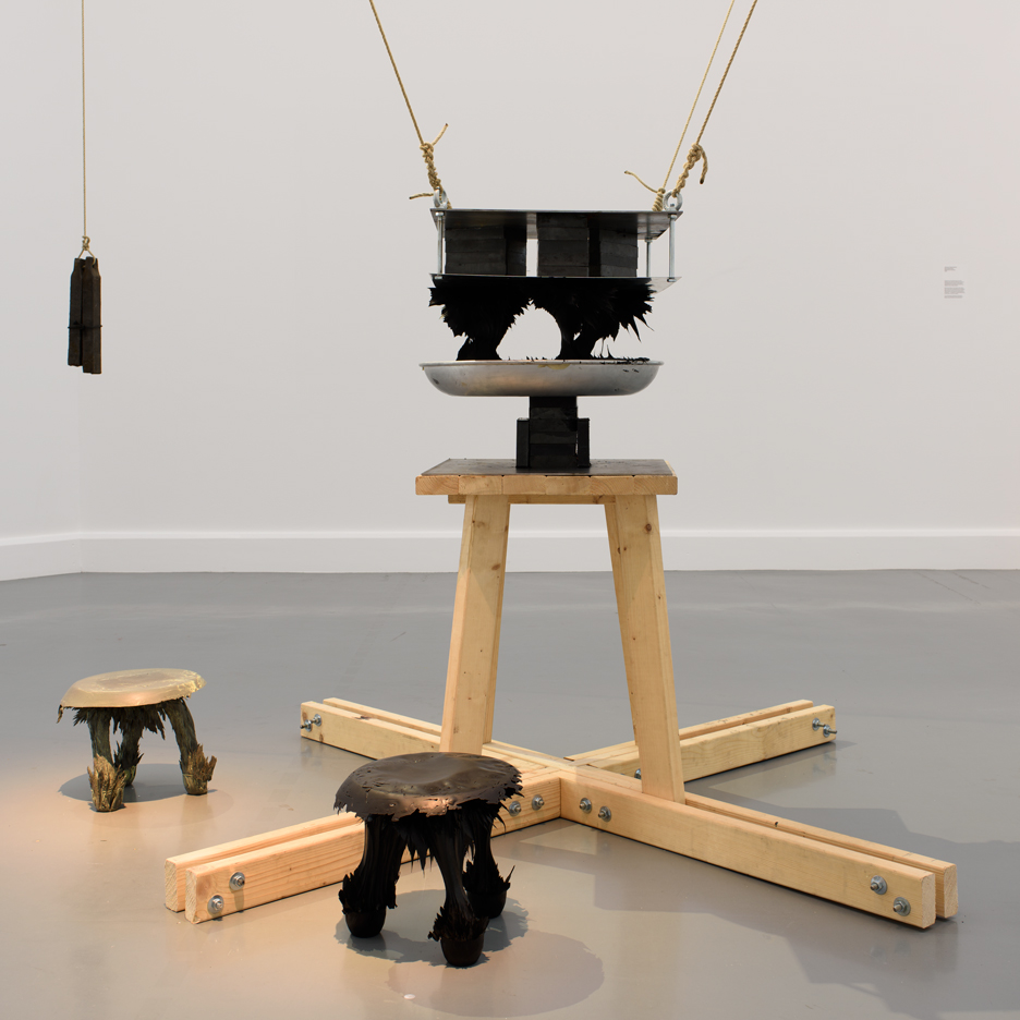The Thing Nothing exhibition at Eindhoven's Van Abbemuseum