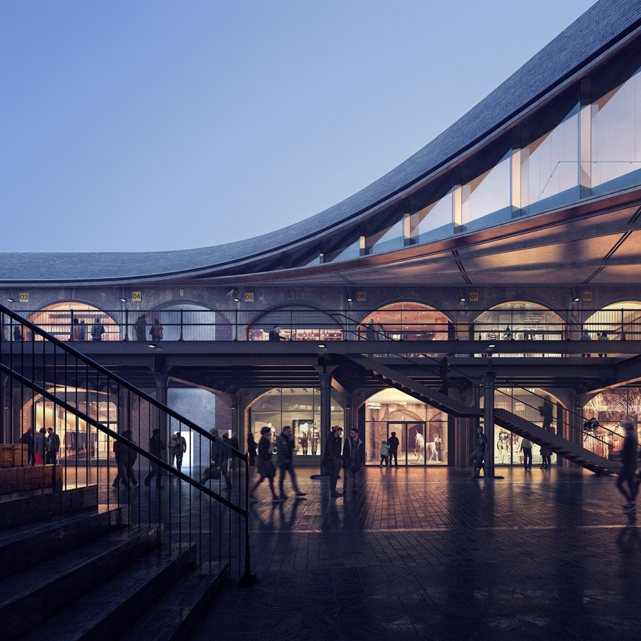 Heatherwick reveals plans for canal-side shopping centre in London's King's Cross