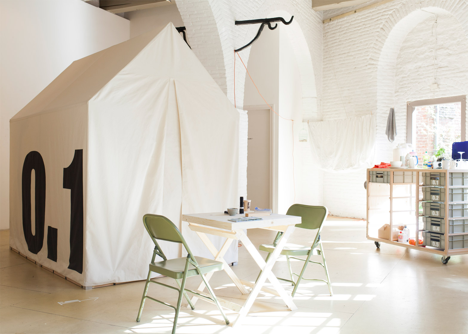 To Many Places by Emma Polkamp for Dutch Design Week 2015