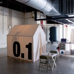Emmy Polkamp's To Many Places nomadic hotel can occupy empty buildings