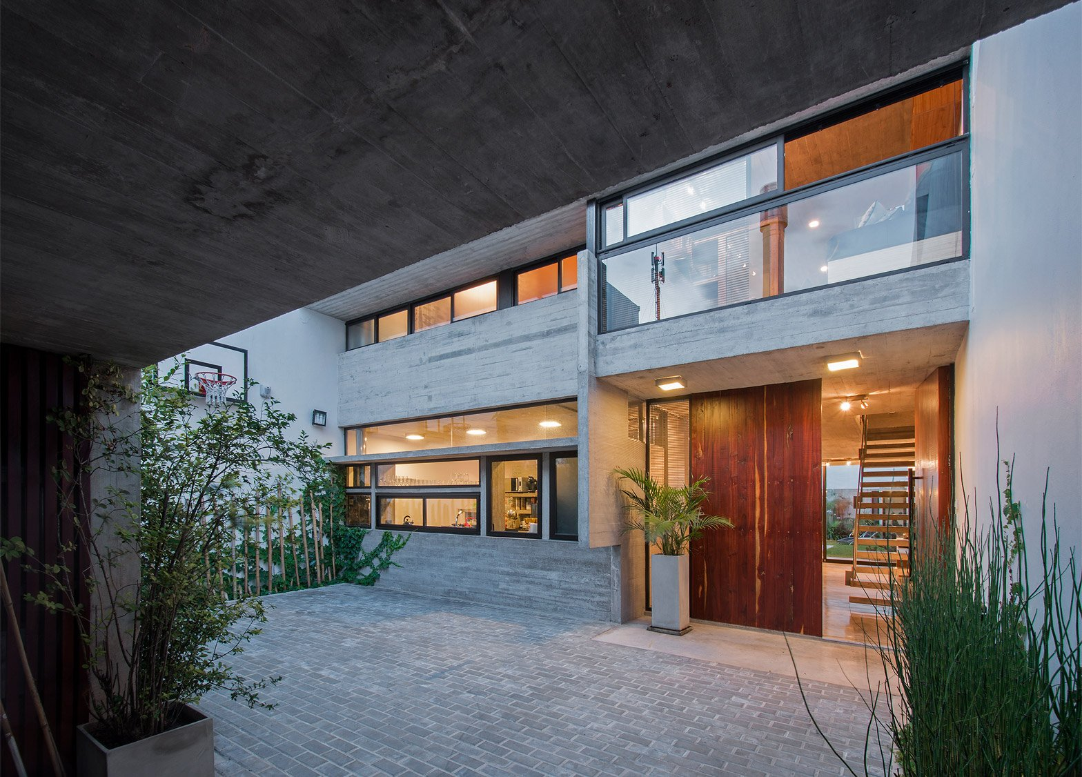 14 Of 25; Two Houses Conesa By Luciano Kruk
