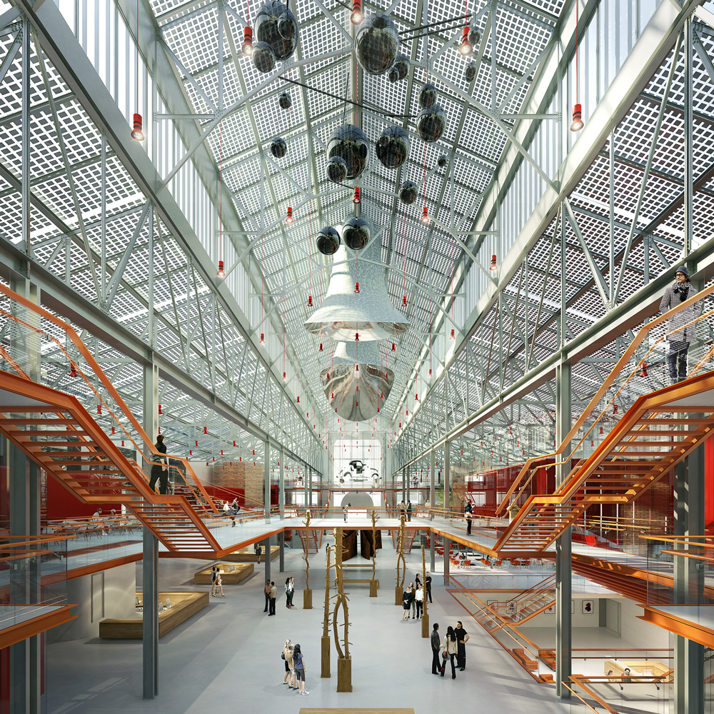 V-A-C Foundation by Renzo Piano Building Workshop