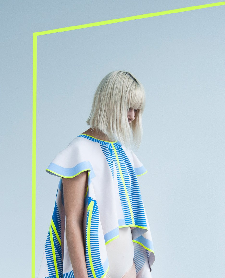 Vera de Pont Pop Up fashion collection at Dutch Design Week 2015