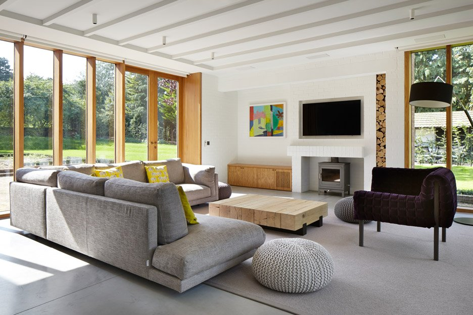 West Stow Lodge by Project Orange